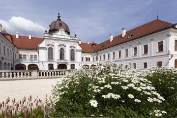 Royal Palace of Gödöllő, Hungary