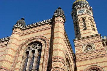 Dohány Street Synagogue Budapest, Hungary