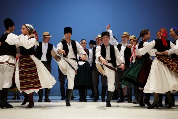 Folklore show, Hungary