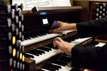 Organ concert, Hungary