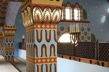 Kazinczy street Orthodox Synagogue Budapest, Hungary