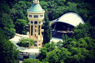 Margaret Island Budapest, Hungary