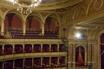 State Opera House, Hungary; Source: http://www.opera.hu/v/the-sissi-box/