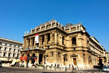 State Opera House Budapest, Hungary