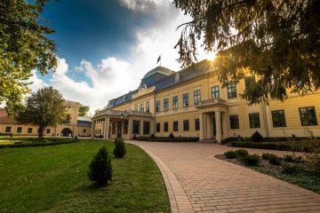 Almasy Castle, Gyula, Hungary