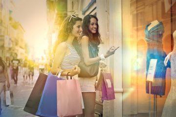Shopping, style & fashion