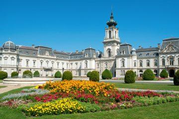 Festetics Palace, Keszthely, Hungary
