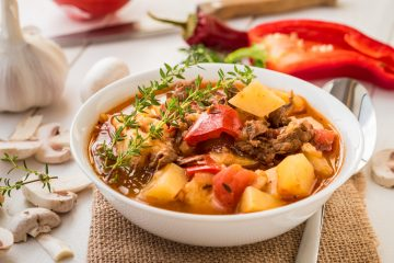 Goulash, Hungarian soup