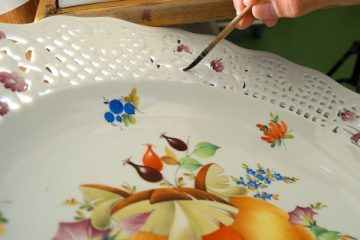 Herend Porcelain, Hungary