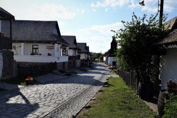Hollókő, the Living Village, Hungary