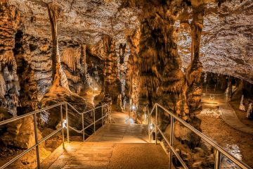 Baradla Cave in Aggtelek National Park, Hungary
