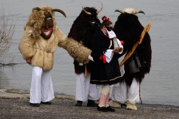 Busó festival, Mohács, Hungary